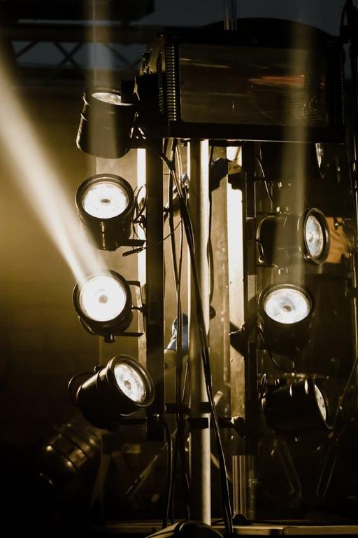 Επαγγελματικός Φωτισμός DJ Groove