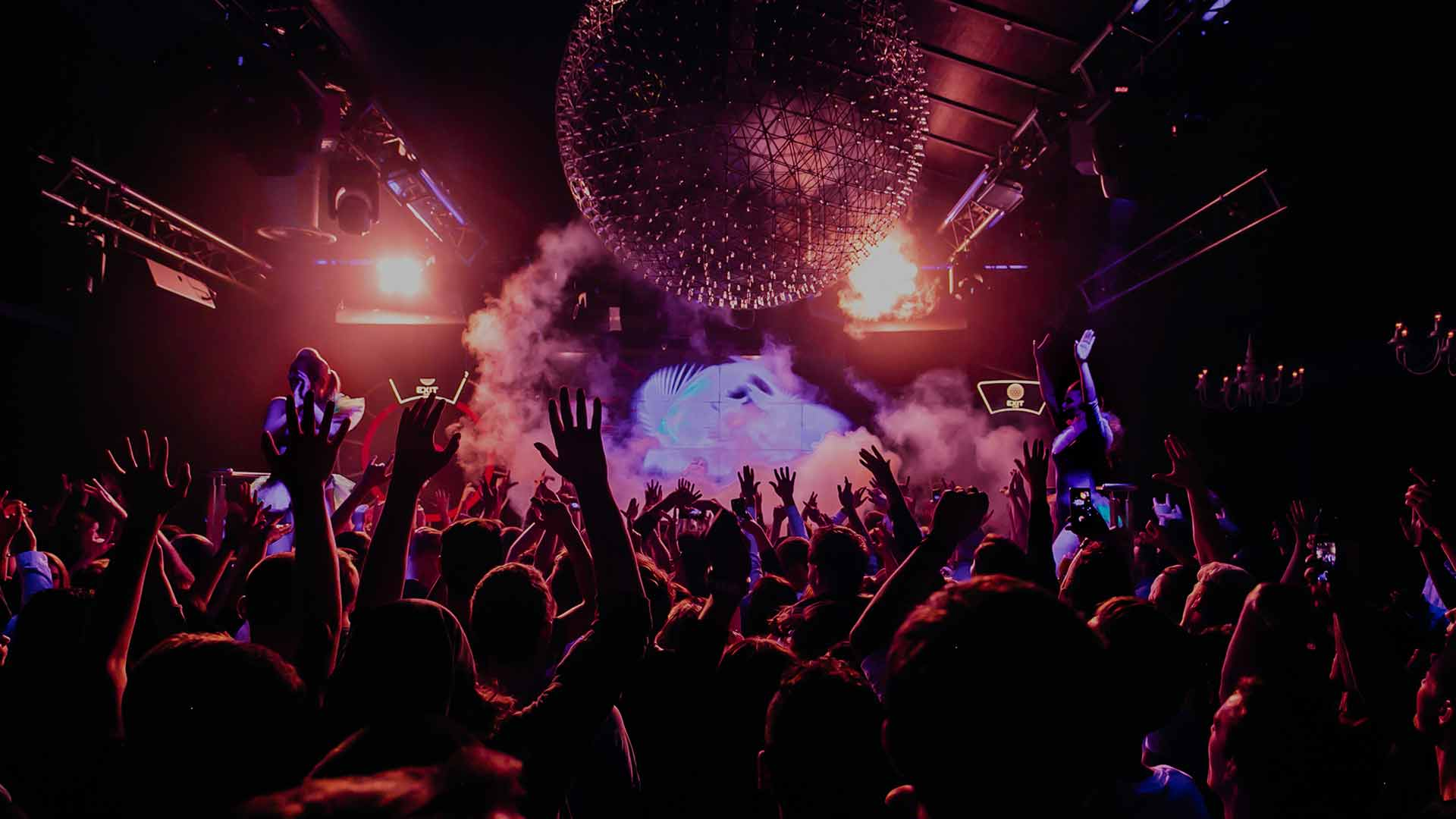 Οργάνωση Εκδηλώσεων - Συναυλιών DJ Groove